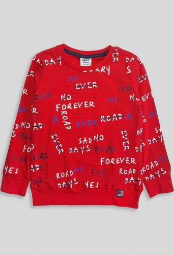 Джемпер Forever Красный