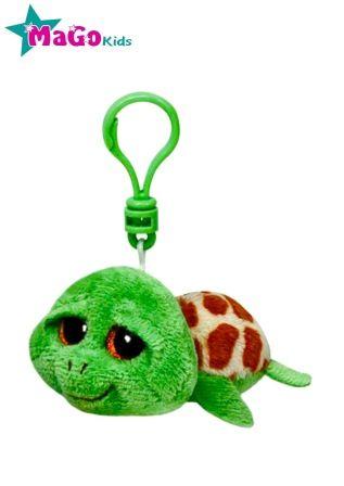 TY Игрушка мягконабивная Черепаха Zippy 12см