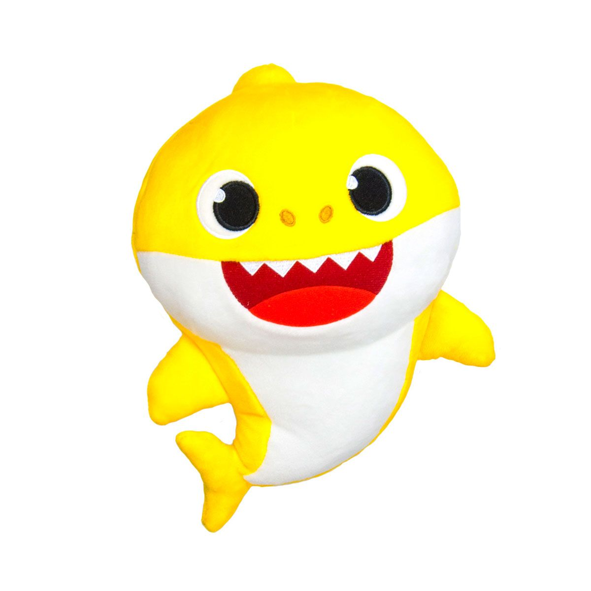 Интерактивная мягкая игрушка BABY SHARK МАЛЫШ АКУЛЕНЯТКО