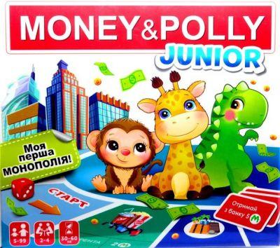 Настольная игра Money & Polly JUNIOR