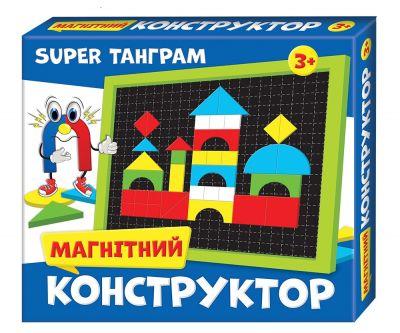 Магнитный конструктор Танграм