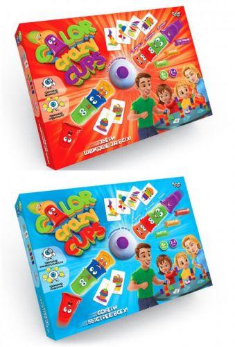 Настольная игра Color Crazy Cups