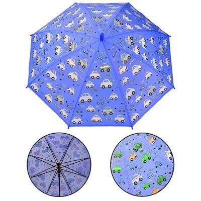 Зонт детский машинки
