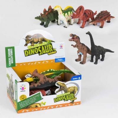 Динозавр мягкий, музыкальный