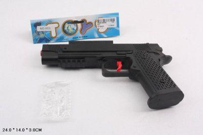 Пистолет с гелевыми пульками