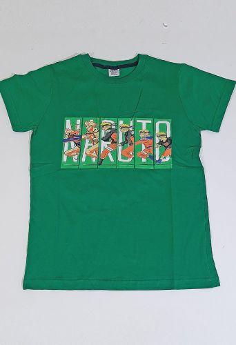 Футболка Naruto Зеленый