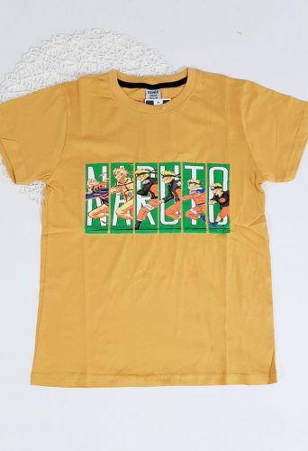 Футболка Naruto Желтый