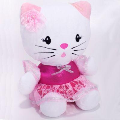 Мягкая игрушка Модный котенок