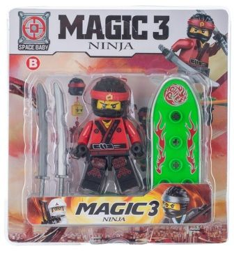 Набор SPACE BABY Magic Ninja3