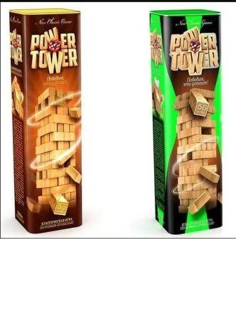 Настольная игра POWER TOWER