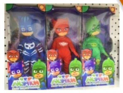 Герои  PJ Masks