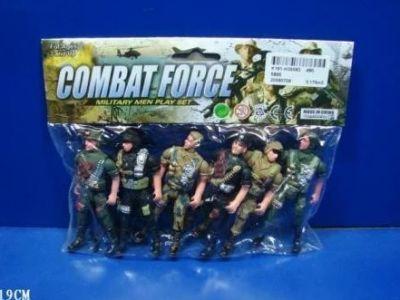 Военный набор солдаты