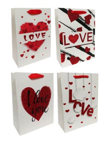 Пакет картон Love