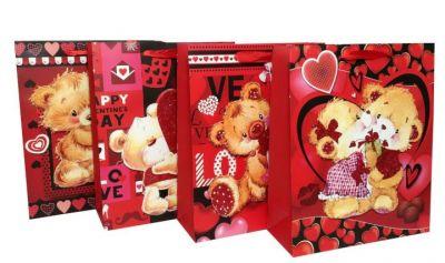 Пакет картон Only love