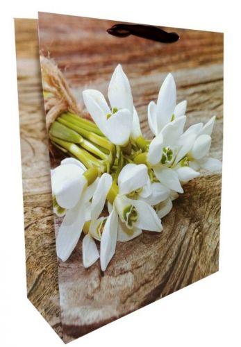 Пакет картон Spring bouquet