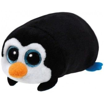 Ty игрушка мягконабивная Пингвин POCKET