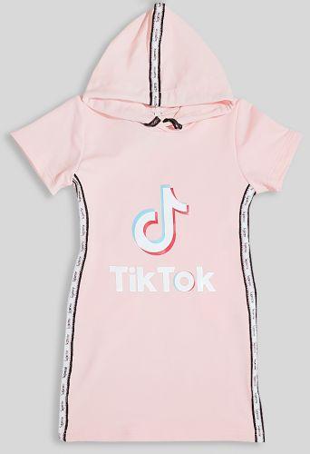 Платье Likee/Tik-tok Пудра