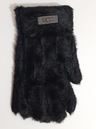 Перчатки одинарные UGG Микс