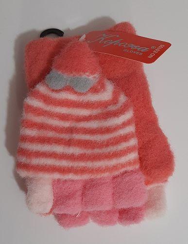 Перчатки для девочки Микс