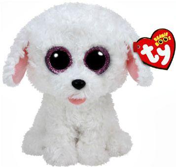 TY игрушка мягконабивная Щенок Pippie средний
