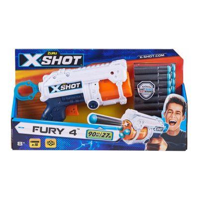 XShot Бластер EXCEL FURY арт36377Z