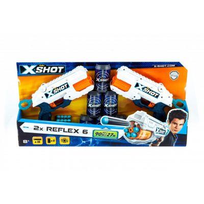 XShot Набор бластеров EXCEL MK 3 Double Pack