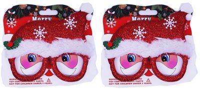 Очки новогодние Дед Мороз
