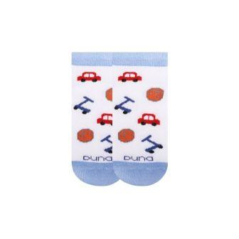 Носки для мальчика сетка р18 Белый