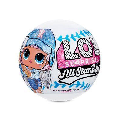Игровой набор с куклой LOL SURPRISE серии All Star BBs СПОРТИВНАЯ КОМАНДА