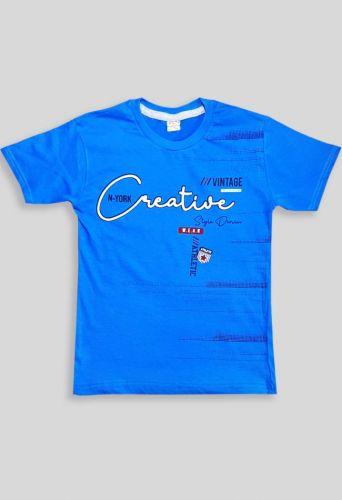 Футболка Creative Синий