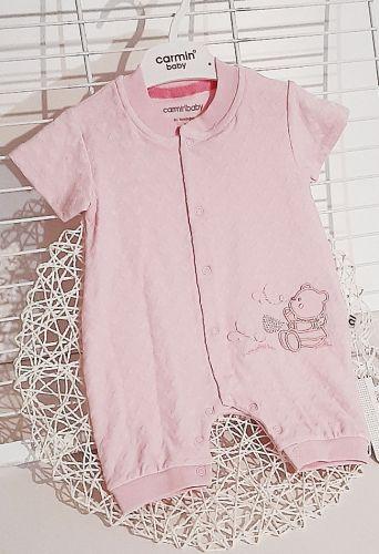 Боди-песочник Розовый