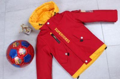 Куртка демисезонная Superiores Красный