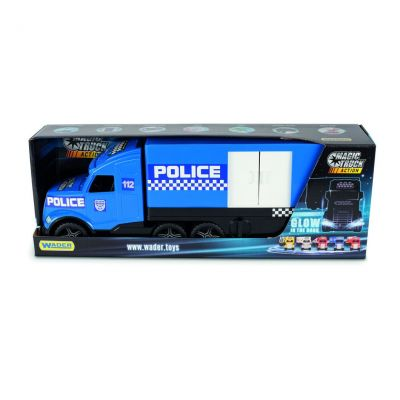 Трек Magic Truck авто полиция
