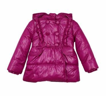 Куртка Кукла Малиновый