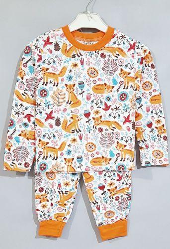 Пижама Лиса Белый