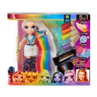 Кукла RAINBOW HIGH  стильные прически