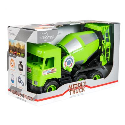 Авто Middle truck бетоносмеситель
