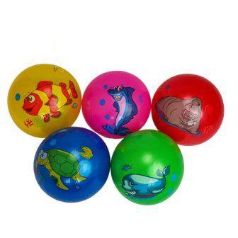 Мяч морские животные