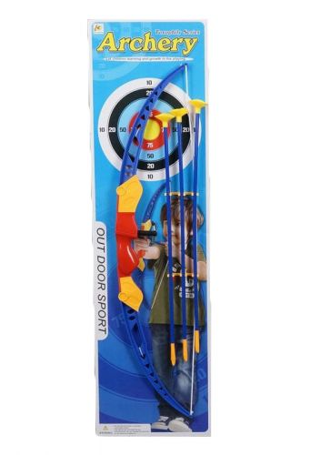 Лук 3 стрелы