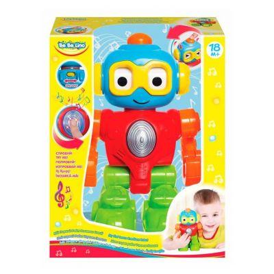 Мой первый робот Изучаем эмоции