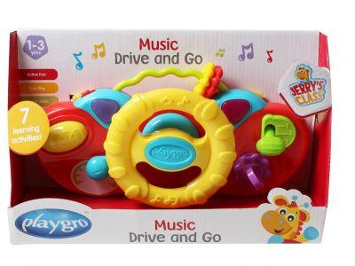 Музыкальный руль