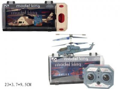Вертолет на радиоправлении