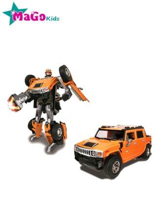 Робот-трансформер HUMMER H2 SUT
