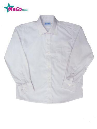 Рубашка длинный рукав р34 Белый