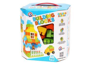 Конструктор Building blocks ТехноК