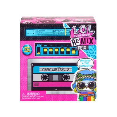 Игровой набор LOL SURPRISE W1 серии Remix Мой любимец