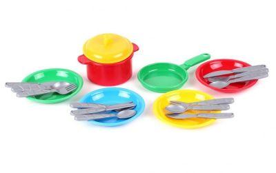 Посуда Маринка10 в кульке Технок