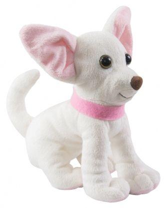 Собачка чихуахуа белый