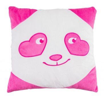 Подушка Панда смайл закоханий
