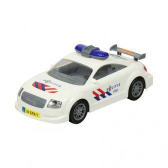 Автомобиль Politie инерционный